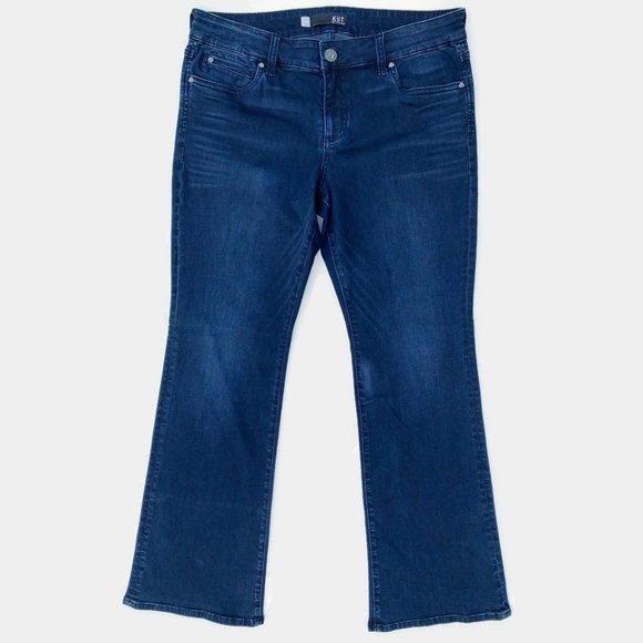 Kut from the Kloth Denim - Kut From Kloth Natalie High Rise Bootcut Jeans 14P